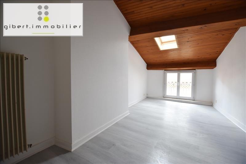 Location appartement Le puy en velay 404,79€ CC - Photo 4