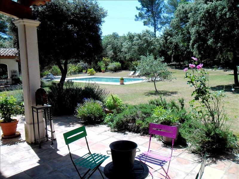Vente de prestige maison / villa Jouques 630000€ - Photo 2