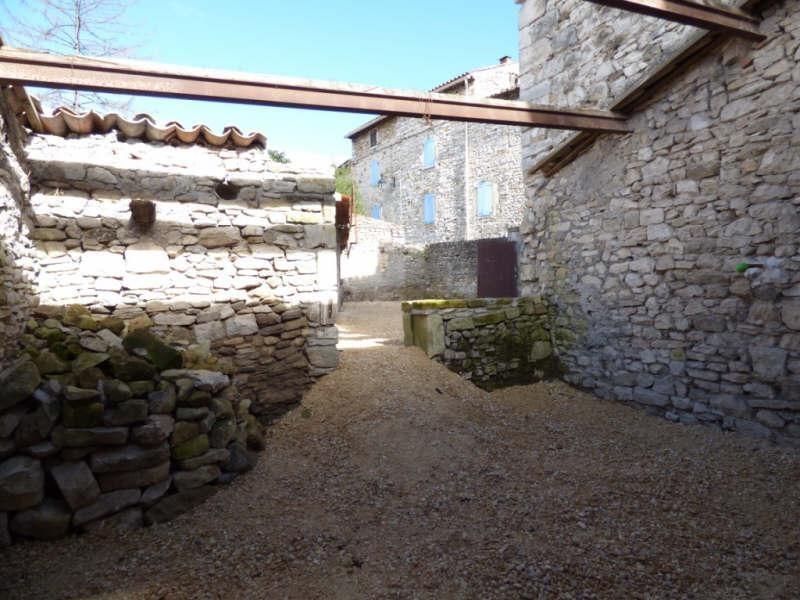 Verkoop  huis Barjac 79000€ - Foto 5