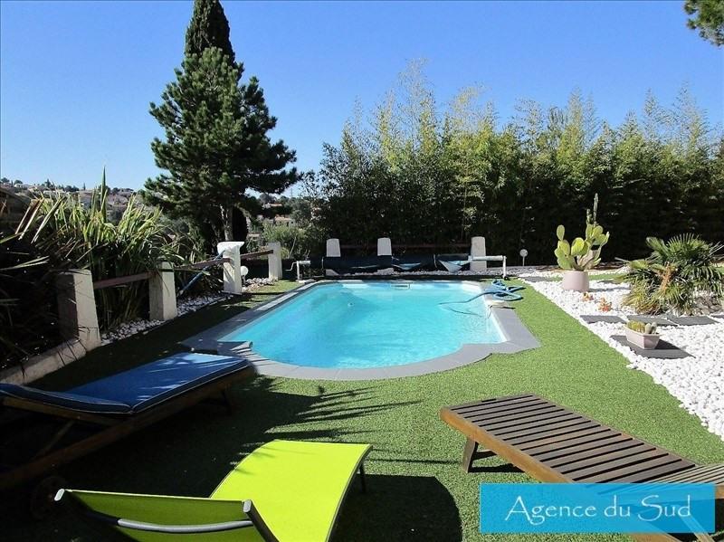 Vente de prestige maison / villa Carnoux en provence 595000€ - Photo 3