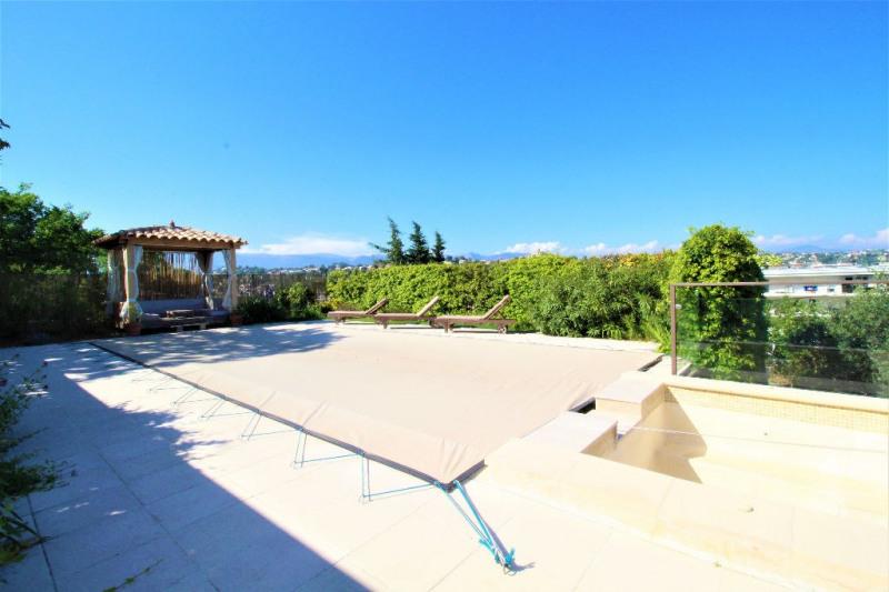 Vente de prestige maison / villa Cagnes sur mer 1155000€ - Photo 1