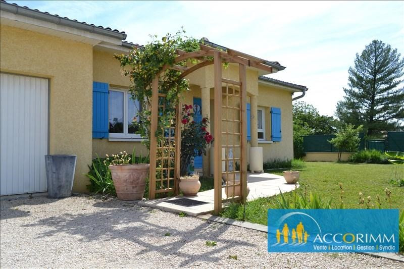 Vente maison / villa Toussieu 455 000€ - Photo 1