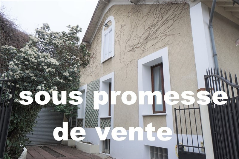 Verkauf haus Argenteuil 423000€ - Fotografie 1
