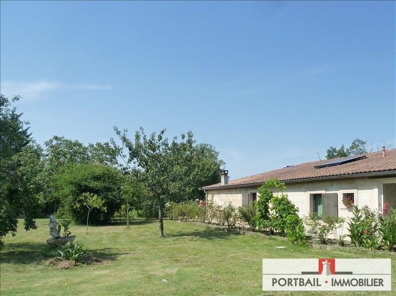 Sale house / villa St andre de cubzac 324000€ - Picture 1