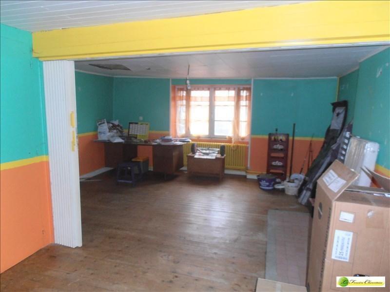 Vente maison / villa Ruelle sur touvre 123000€ - Photo 9