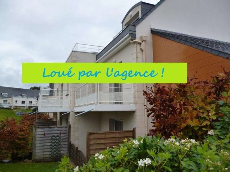 Location appartement Douarnenez 503€ CC - Photo 1