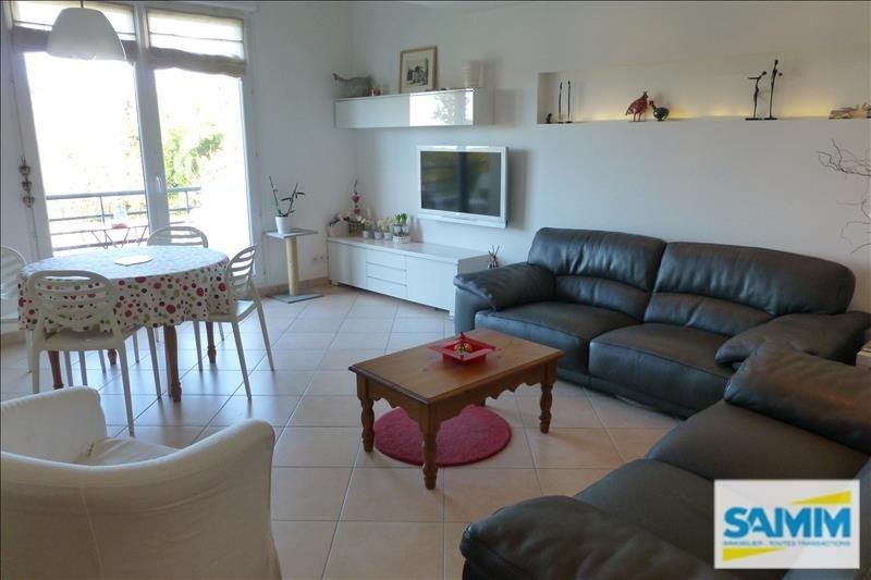 Sale apartment La ferte alais 210000€ - Picture 1