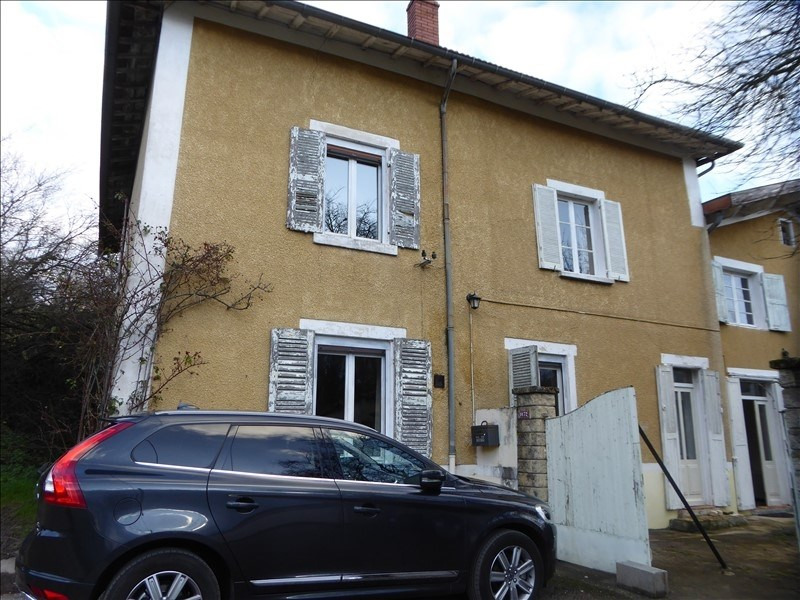 Vente maison / villa Luzinay 262 000€ - Photo 1