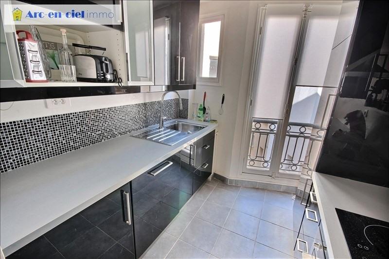 Rental apartment Paris 16ème 1495€ CC - Picture 6