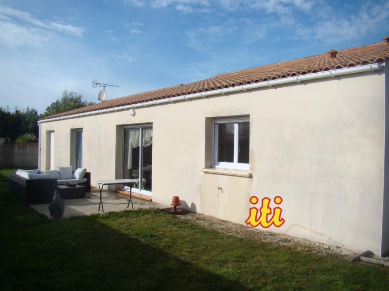 Vente maison / villa Chateau d olonne 299000€ - Photo 1