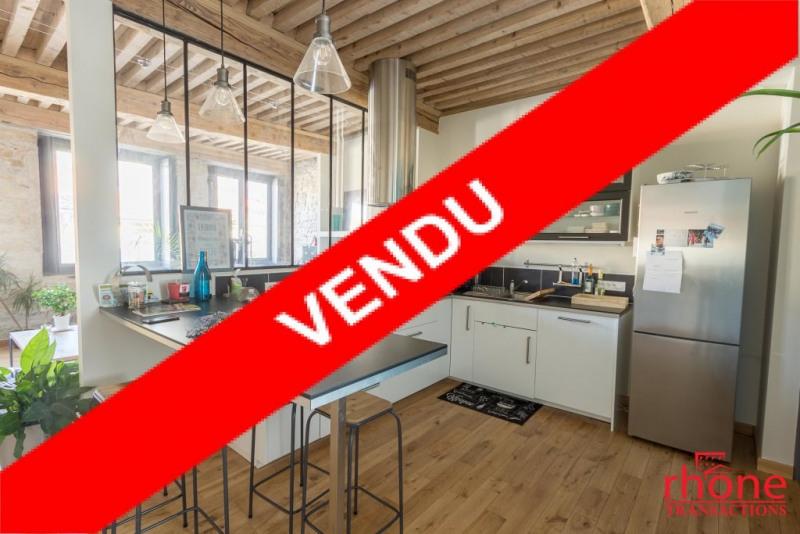 Venta  apartamento Lyon 1er 320000€ - Fotografía 1