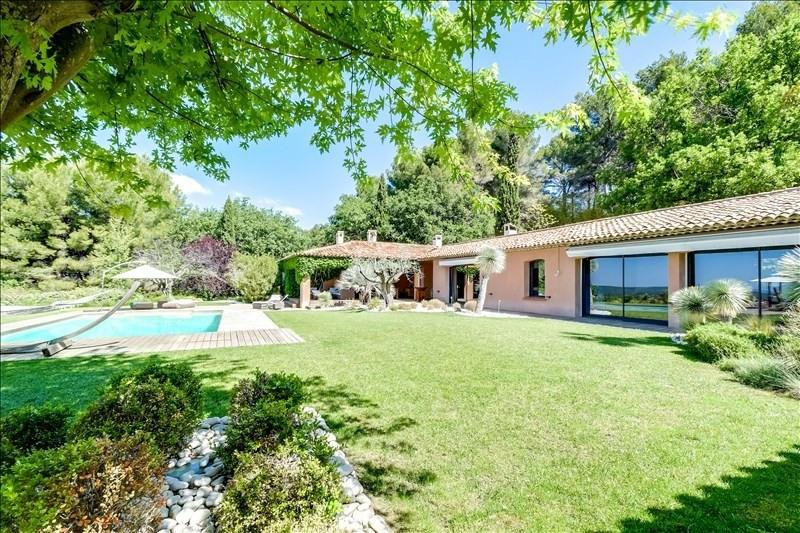 Vente de prestige maison / villa Aix en provence 3200000€ - Photo 2