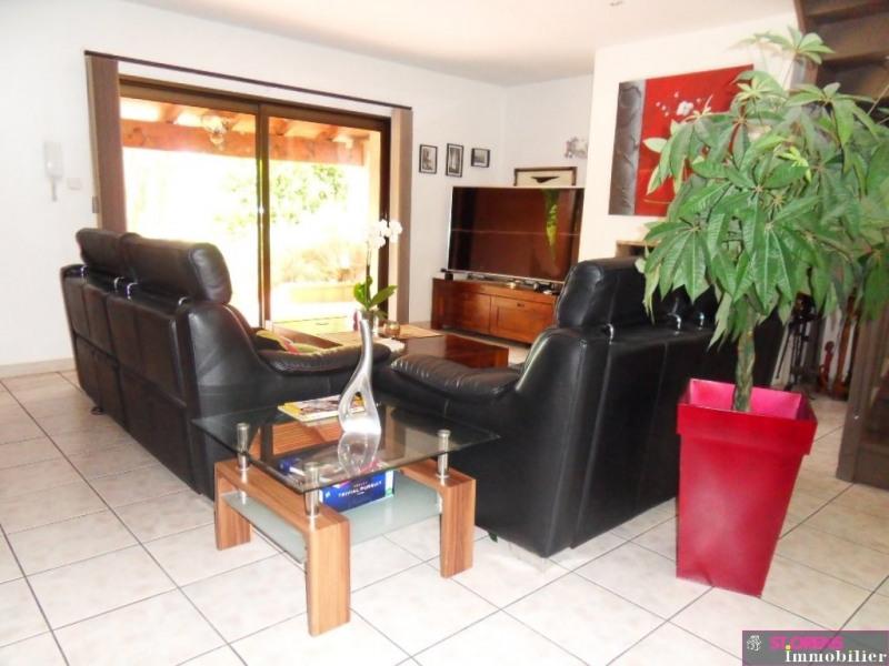 Deluxe sale house / villa Quint-fonsegrives 6 minutes 493000€ - Picture 3
