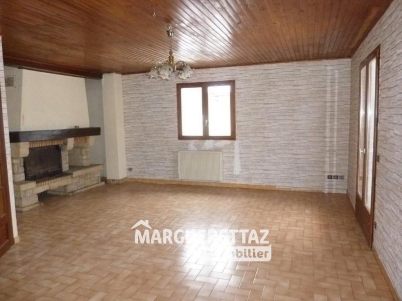 Sale apartment Scionzier 189000€ - Picture 1
