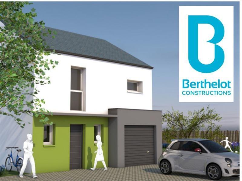 Maison  4 pièces + Terrain 225 m² Savenay par BERTHELOT CONSTRUCTIONS