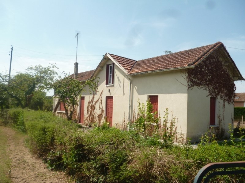 Sale house / villa St laurent des hommes 60 000€ - Picture 1