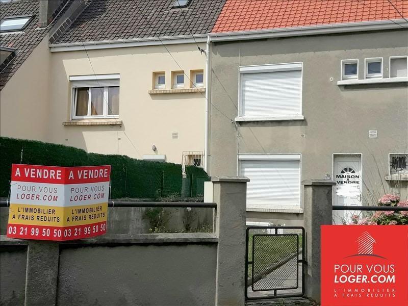 Vente maison / villa Boulogne sur mer 167840€ - Photo 1