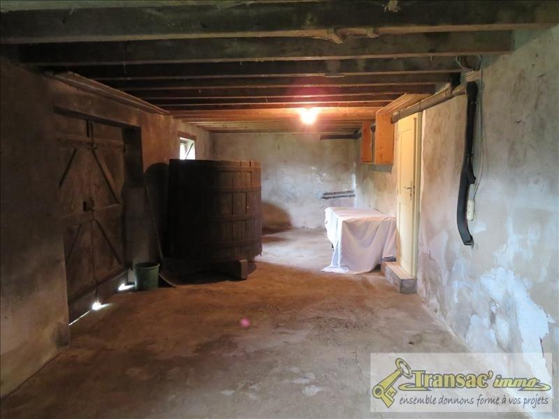 Sale house / villa Puy guillaume 133750€ - Picture 8