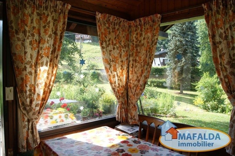 Sale house / villa Mont saxonnex 381 800€ - Picture 4