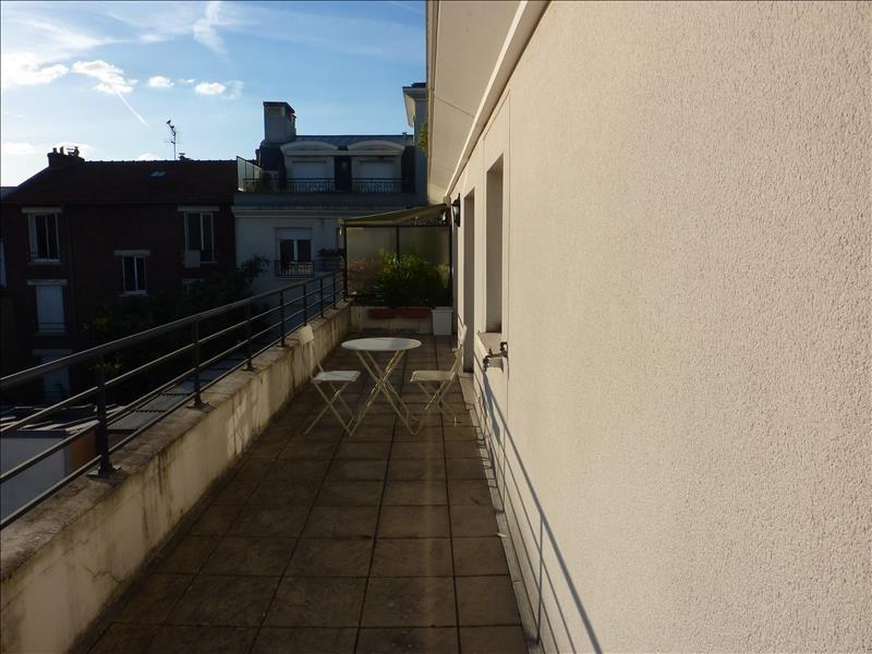 Rental apartment La garenne colombes 1300€ CC - Picture 2