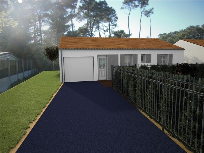 New home sale program Jard sur mer  - Picture 1