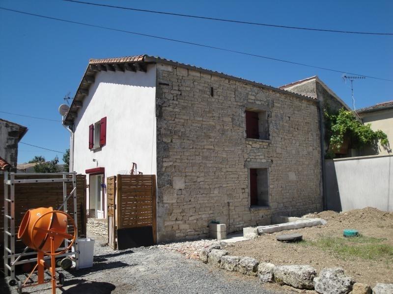 Vente maison / villa Boisserolles 132000€ - Photo 1