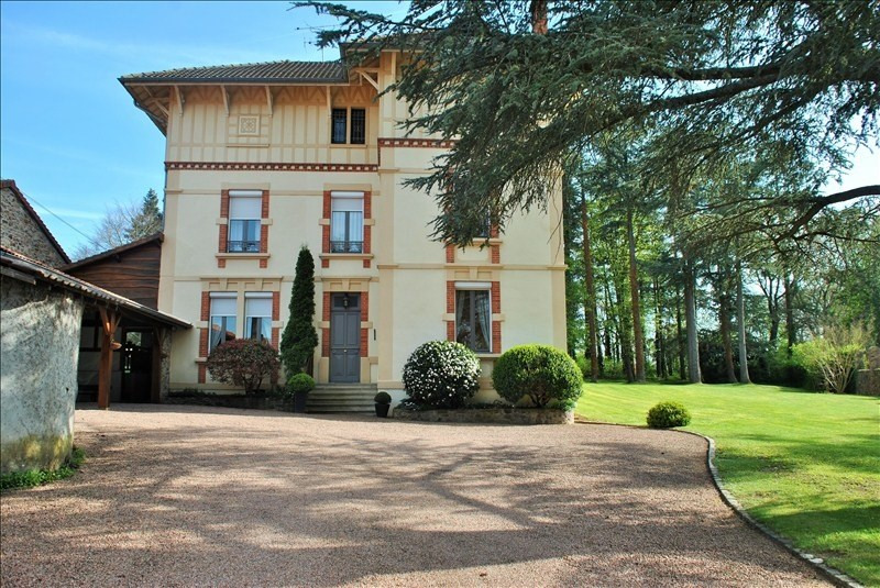 Deluxe sale house / villa Villerest 399 000€ - Picture 3