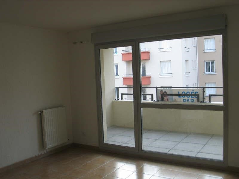 Rental apartment Villeurbanne 672€ CC - Picture 1