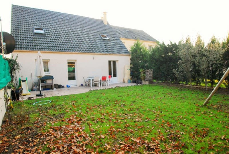 Vente maison / villa Bezons 396000€ - Photo 1
