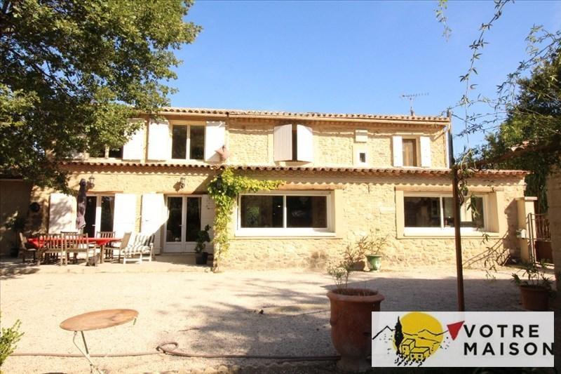 Deluxe sale house / villa Salon de provence 775000€ - Picture 1