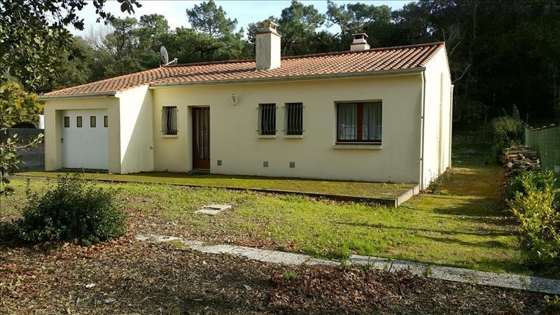 Sale house / villa Jard sur mer 260000€ - Picture 1