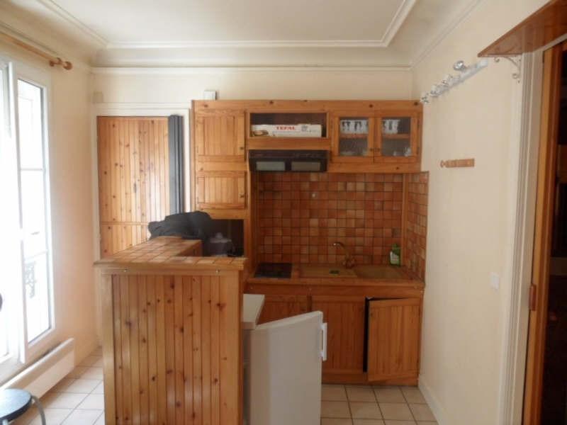 Rental apartment Paris 5ème 940€ CC - Picture 2