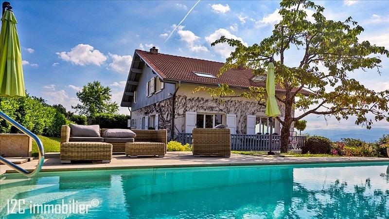 Vente maison / villa Grilly 1450000€ - Photo 2