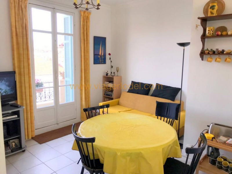 Life annuity apartment Nice 65000€ - Picture 3