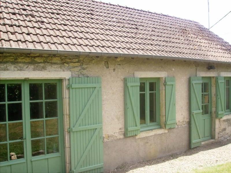 Vendita casa Chateau sur allier 70000€ - Fotografia 1