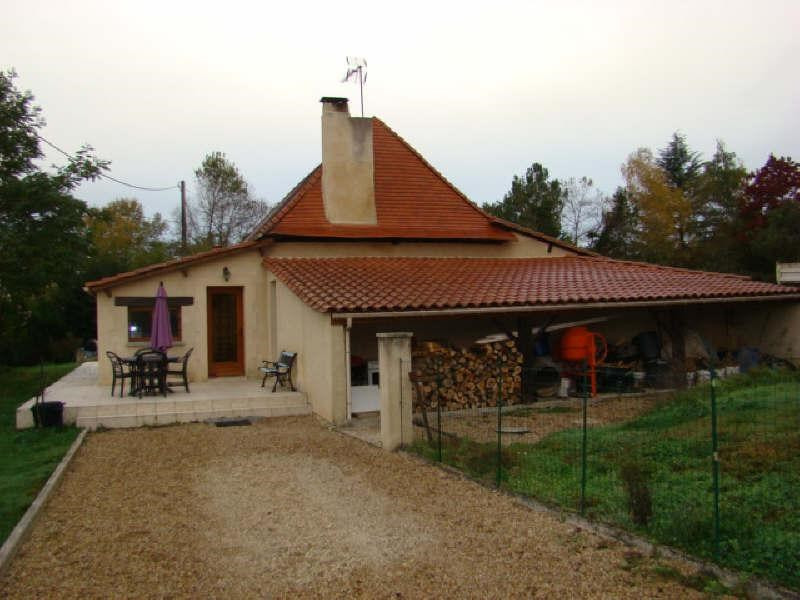 Vente maison / villa Montpon menesterol 184500€ - Photo 10