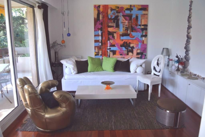 Vacation rental apartment Juan-les-pins  - Picture 2