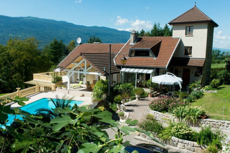 Immobile residenziali di prestigio casa Chindrieux 625000€ - Fotografia 2