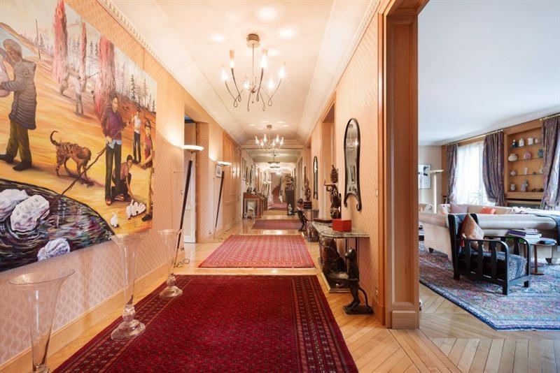 Immobile residenziali di prestigio appartamento Paris 16ème 5350000€ - Fotografia 4