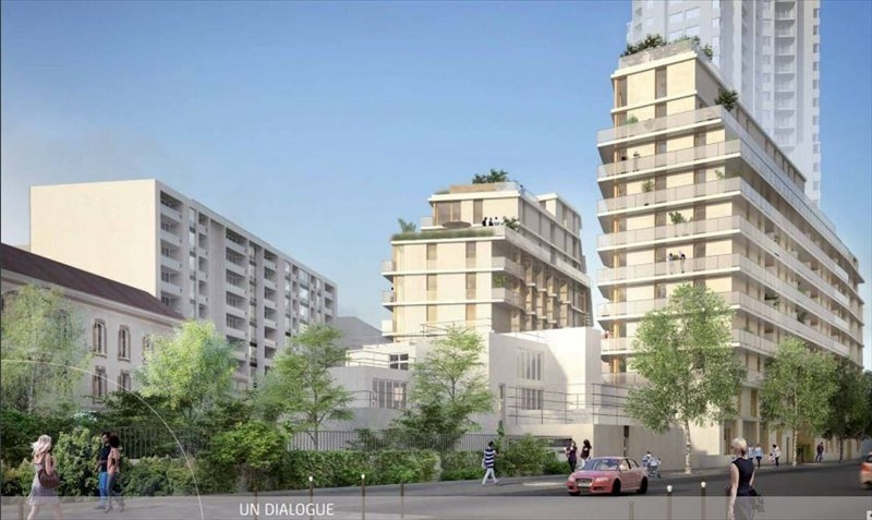 Produit d'investissement appartement Paris 19ème 380 000€ - Photo 6