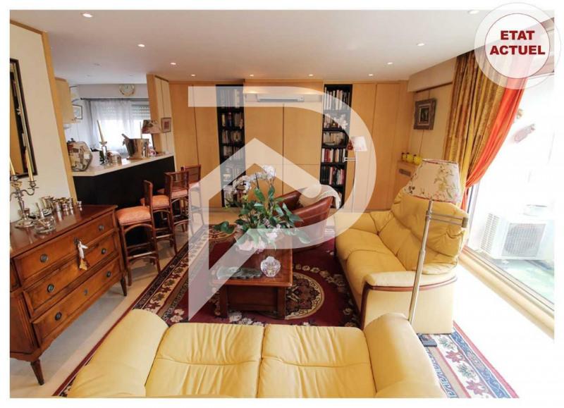 Vente de prestige appartement Paris 15ème 1190000€ - Photo 4