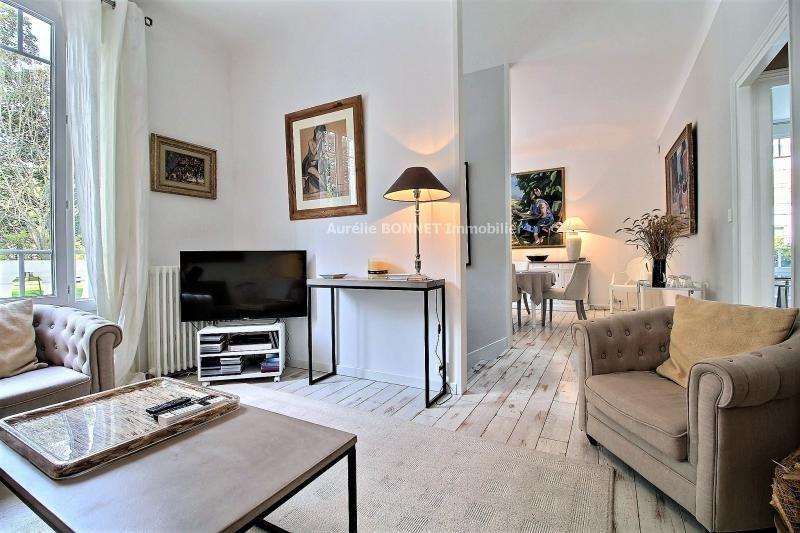Deluxe sale house / villa Deauville 890000€ - Picture 1