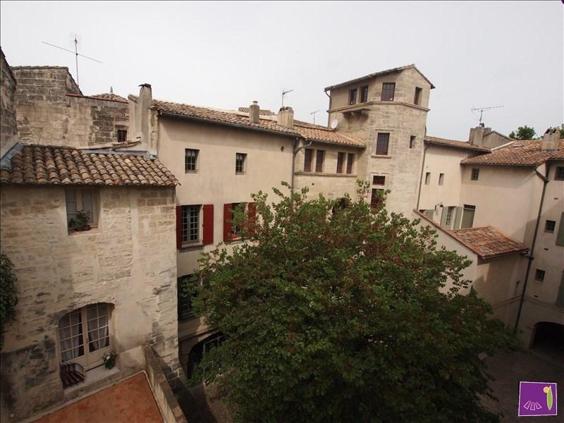 Verkoop  appartement Uzes 120000€ - Foto 1