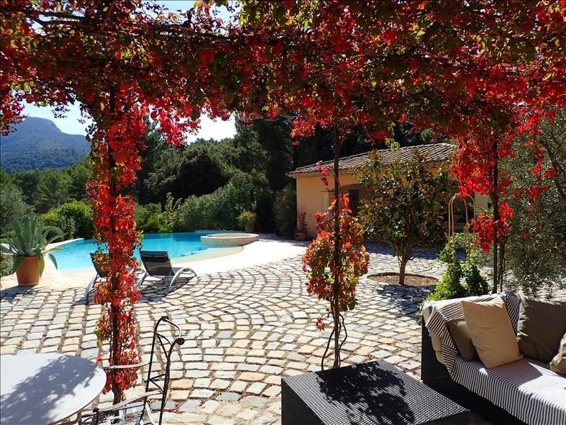 Vente de prestige maison / villa St marc jaumegarde 1295000€ - Photo 3