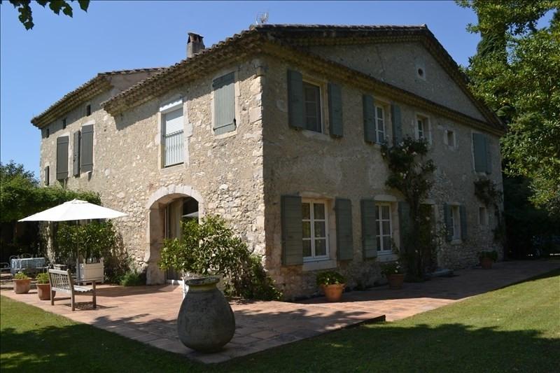 Vente maison / villa Sud montelimar 840000€ - Photo 2