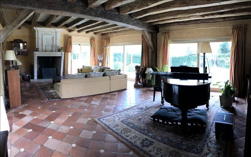 Vente de prestige maison / villa Chambourcy 1680000€ - Photo 3