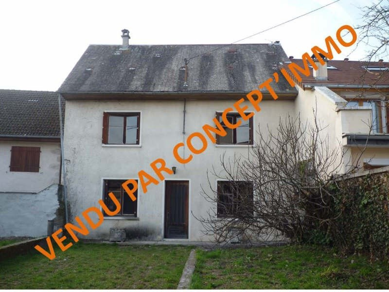 Sale house / villa Culoz 90 000€ - Picture 1