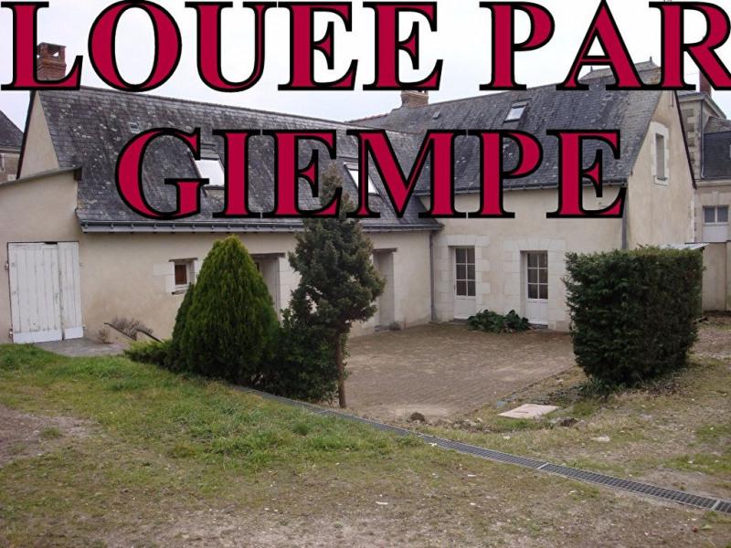 Location maison / villa Seiches sur le loir 665€ CC - Photo 1