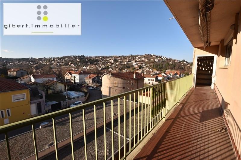Vente appartement Le puy en velay 86000€ - Photo 1