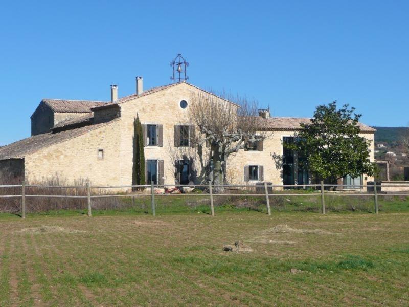Vente de prestige maison / villa Goudargues 1690000€ - Photo 7
